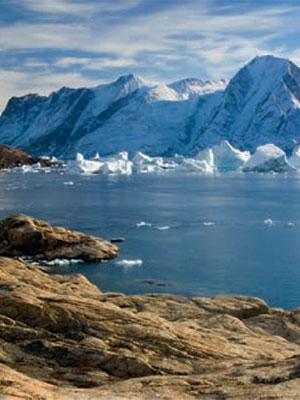 Du Groenland au Canada